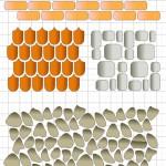 Кирпичи и камни А5