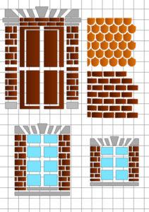 окна и двери а5